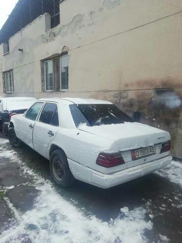 купить двигатель мерседес 124 2 5 дизель в Кыргызстан: Mercedes-Benz W124 2.3 л. 1989 | 2777888 км