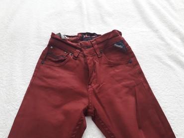 Dečija odeća i obuća - Knjazevac: Decije farmerice br6.malo koriscene