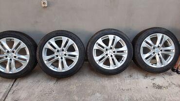 Vozila | Novi Banovci: Na prodaju polovne gume i felne za mercedesa,ocuvane u odlicnom