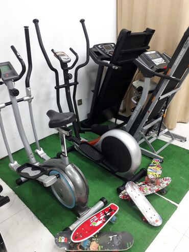 İdman və istirahət - Zaqatala: Koşu bandında yürümek en iyi egzersiz şeklidir.Yürümek kalp sağlığı