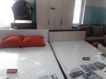 Кровати с матрасом ! в Бишкек