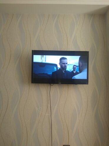 televizor-82 - Azərbaycan: Tv samsung.280 azn.smartdi.olcusu 82 ekrandi.unvan