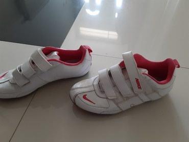 Patike Nike br.37.5 kao nove neostecene koza - Backa Palanka - slika 2