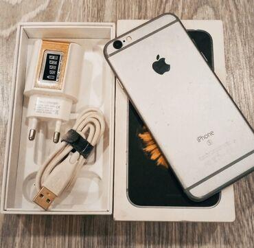 İşlənmiş iPhone 6s 32 GB Boz (Space Gray)