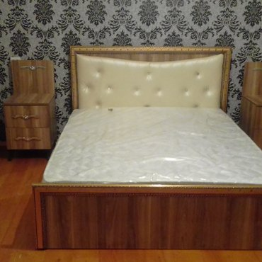 Bakı şəhərində Turkiye ve Ukraina materialindan hazirlanan yataq destlerini en ucuz
