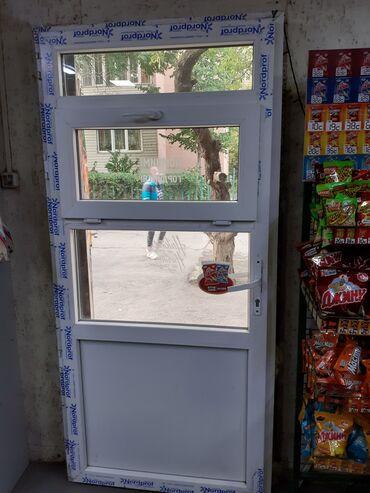 пвх пластик бишкек in Кыргызстан | ОКНА: Двери | Входные | Пластиковые