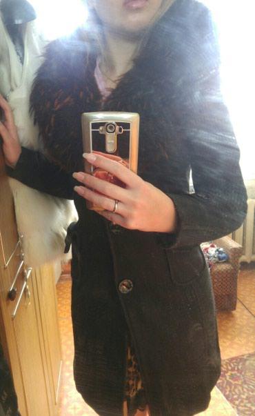 Обмен или продажа. Пальто шерстяное, в Бишкек