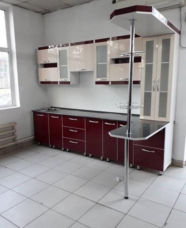 Нур  Бай мебель кухонный гарнитур на заказ и вналичи в Лебединовка