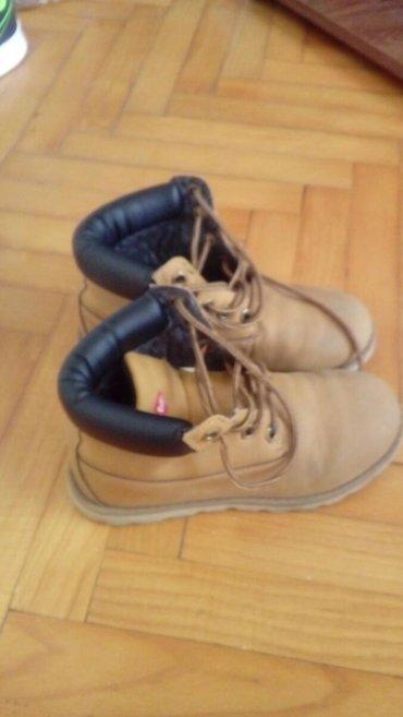 Decije cipele Kanadjanke. Obucene nekoliko puta,ali nisu nigde