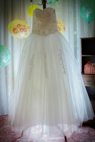 Срочно!!! продаю свадебное платье. в Бишкек
