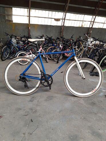 """Велосипед """"Fila"""" G7007 Все детали оригинальные Рама - алюминиевая"""
