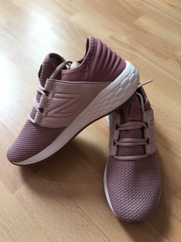 Женские кроссовки New balance 	 Women's Fresh Foam Cruz v2 Nubuck в Бишкек