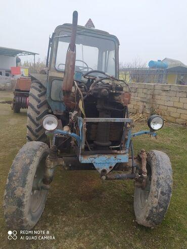 kabloklu traktor altlıqlı bosonojkalar - Azərbaycan: Traktor t 80.işləy vəziyətdədir.karobka diferi zavadskoydu bu traktora