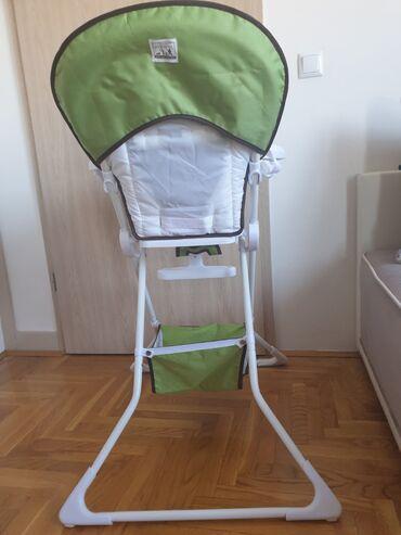 Stolica za hranjenje - Srbija: NOVA stolica za hranjenje - hranilica za bebe, nekoriscena