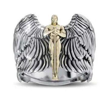 reno kengo 19 в Кыргызстан: Интересное, необычное кольцо. Унисекс. Люксовая бижутерия. Размер