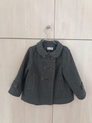 Παλτο zara 12-18 μ. 82 cm. Wool 80%. Made in Spain. σε Athens