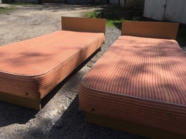 Продаю две кровати-тахты! Не дорого! Торг!  в Бишкек