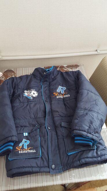 Куртка детская 4-5лет.цена 100с