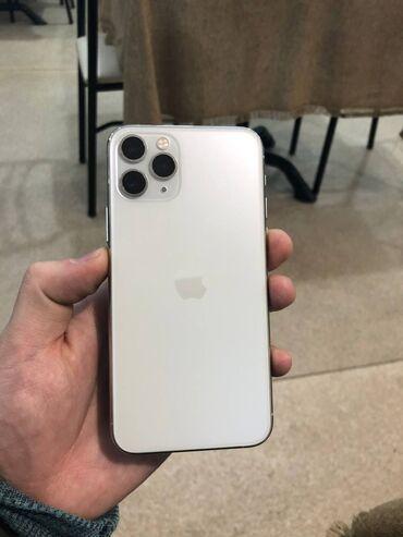 кабели синхронизации optima в Кыргызстан: Б/У IPhone 11 Pro 64 ГБ Белый