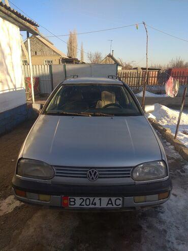 Болгарка бу - Кыргызстан: Volkswagen Golf Variant 1.8 л. 1994 | 166206 км
