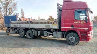Daf cf-85  (ДАФ)  2004г. в. 430л. с  v-12000 см3 состояние в Бишкек