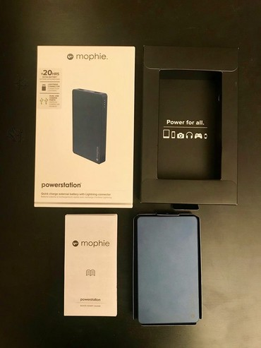Mophie powerstation 6000 Universal Battery with Lightning Connector σε Athens