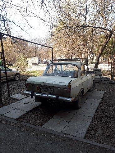 Москвич - Кыргызстан: Москвич 412 1976