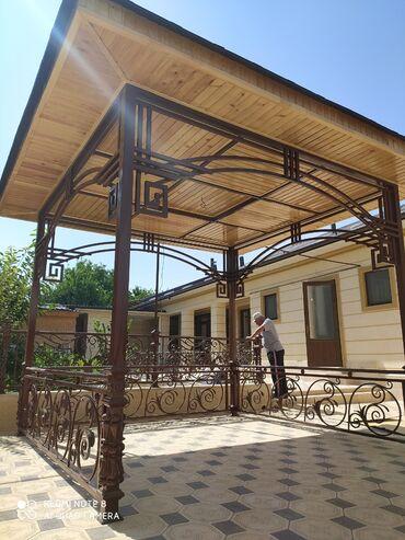 Садовые зонты - Кыргызстан: Сварочный работы