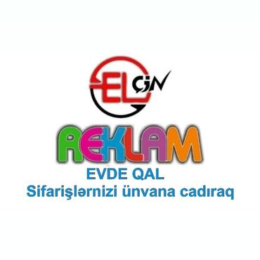 daye isci teleb olunur - Azərbaycan: Reklam isine dizayner işci xanim teleb olunur