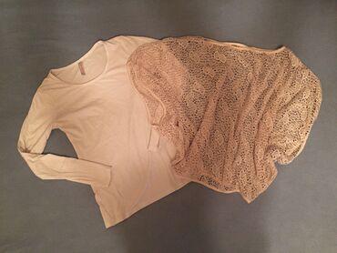 Majice - Srbija: Dve majice 600 Mrezasta potpuno nova