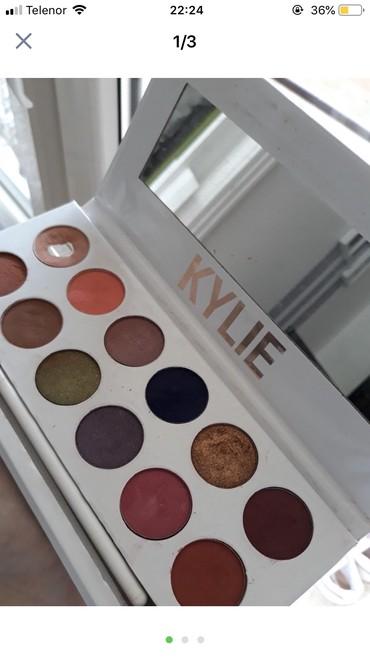 Paleta - Srbija: Kylie paleta,malo koriscena