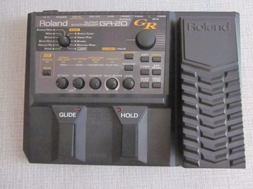 Roland GR20 Guitar Synthesizer в Bakı