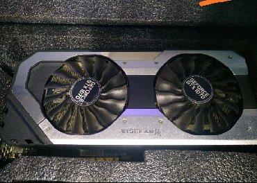 видеокарты geforce gtx 660 в Кыргызстан: Видеокарта PALIT nVidia GeForce GTX 1070 PA-GTX1070 JETSTREAM 8Гб