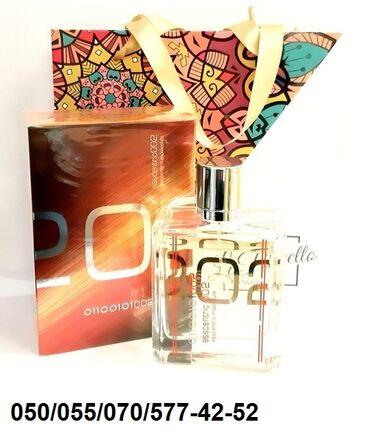 Escentric Molecules Escentric 02 Eau De Parfum for Uniseks qadın ətrin
