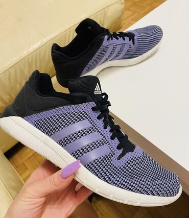 Bez cipele - Srbija: Adidas super lagane patike za trening i trčanje, kao pero! Bez
