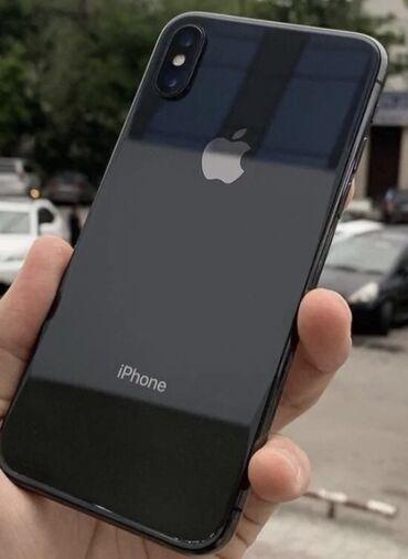 наушники сяоми в Кыргызстан: IPhone X | 64 ГБ | Черный | Б/У