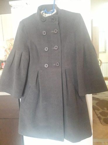 Nov kaputic..izuzetno atraktivan i moderan..kombinacija vune i - Pancevo