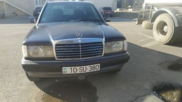 Mercedes-Benz 190 2 l. 1992