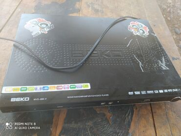 video-cassette-player в Кыргызстан: Dvd