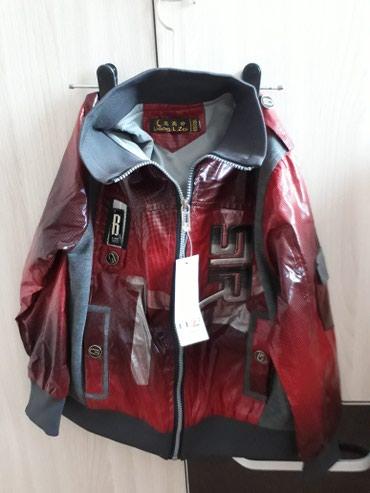 Новая куртка на 7 6 лет. отличного качества. произ. Китай. в Бишкек