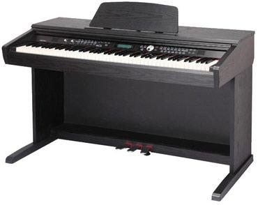 Bakı şəhərində Medeli elektro piano