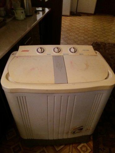 стиралка полуавтомат в хорошем состоянии торг уместен есть гарантия  в Бишкек