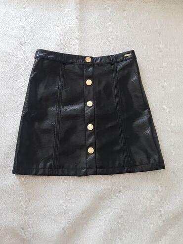 Suknja - Srbija: Guess suknja, jednom nosena, vel 26, moze i za 27. Cena 5500