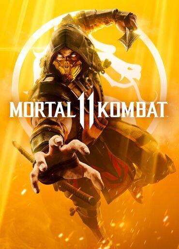Sport i hobi - Razanj: Mortal Kombat 11 PC igraProdajem ovu PC igruIgra je nova.Moze slanje