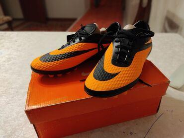 футбольные бутсы бишкек in Кыргызстан | КРОССОВКИ И СПОРТИВНАЯ ОБУВЬ: Nike Hypervenom phelon FG. Оригинальные, очень удобные бутсы, neymar