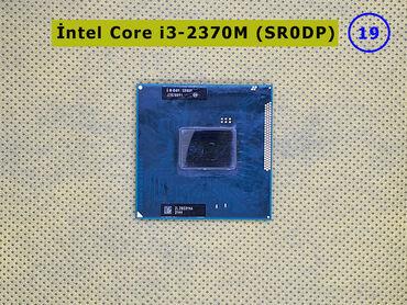 Intel Core i3-2370M (SR0DP)➤ Noutbuk üçün prosessor➤ 3 Мb keş, 2,40