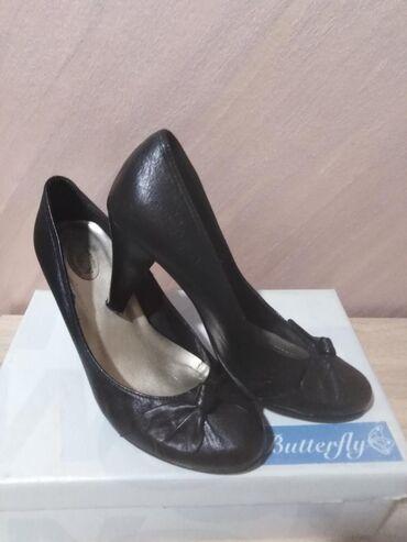 Kozne cipele jednom obuvene br. 36