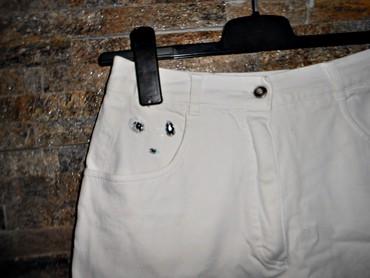 Pantalone-hm-visoki-struk - Srbija: Sorc teksa visoki struk vel. M