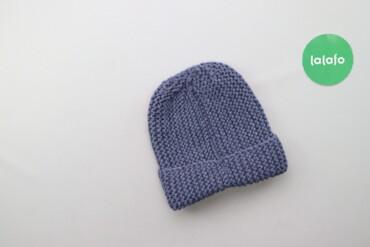 Дитяча в'язана шапка     Напівобхват голови: 24 см Висота: 24 см  Стан