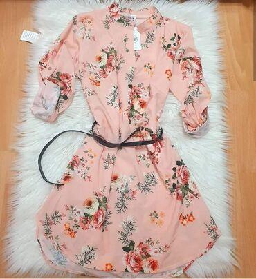 Prelepa haljina-kosulja